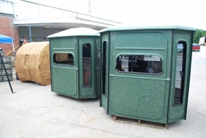 We carry a large selection of Deer Blinds